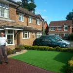 Artificial Grass Installation Basingstoke - Town Grass