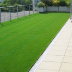 Artificial grass for Roof Terraces