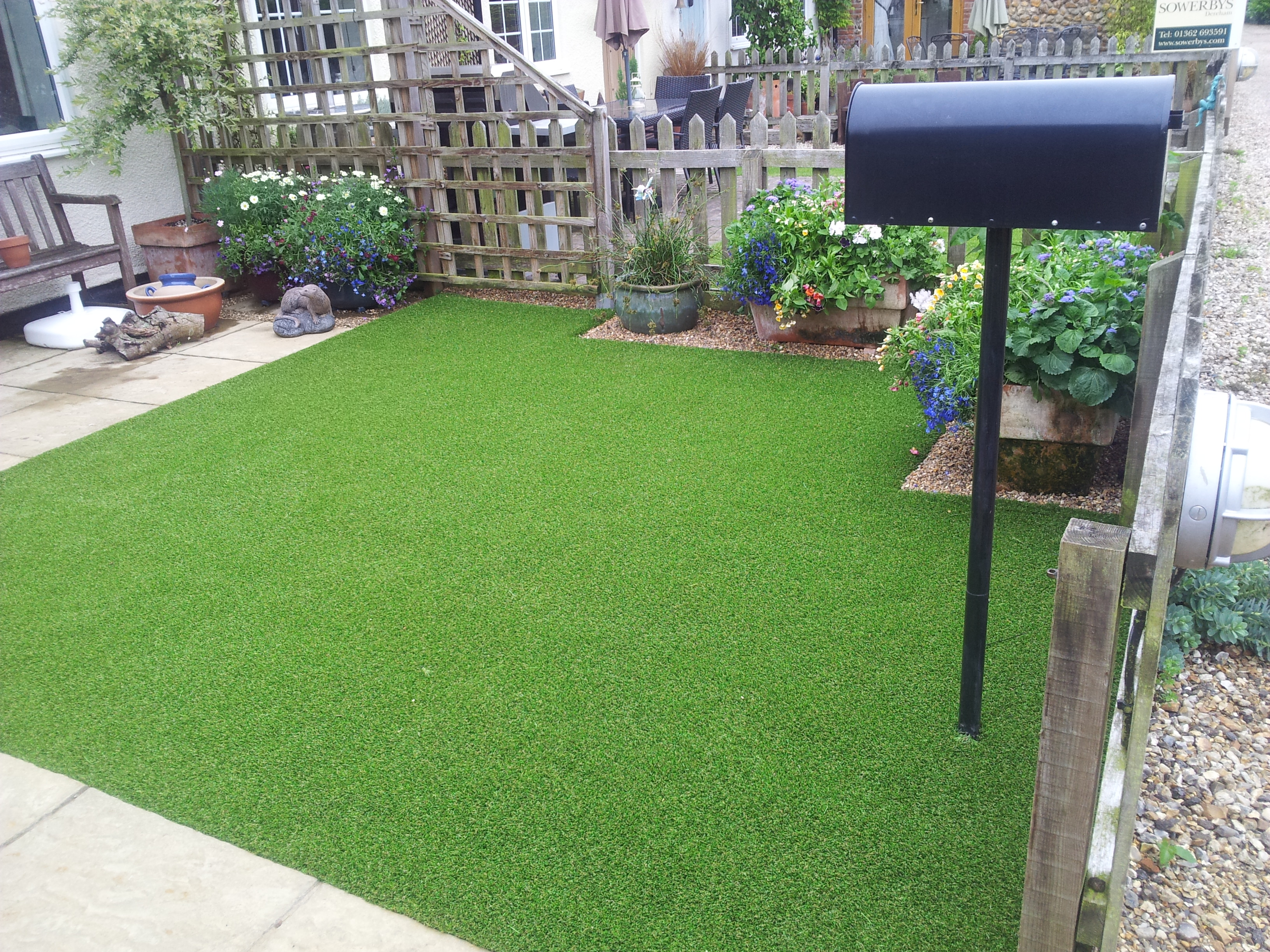Artificial Grass in Taverham, Norfolk