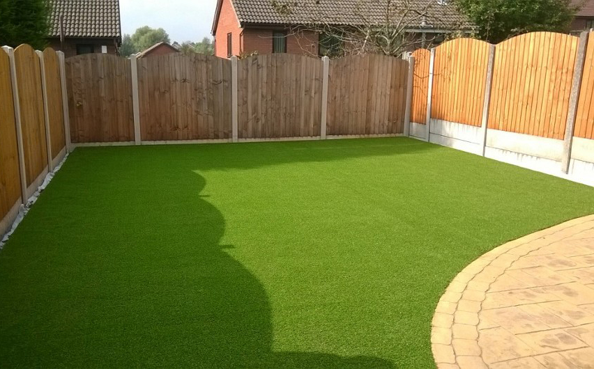 Artificial Grass Installation in Cannock