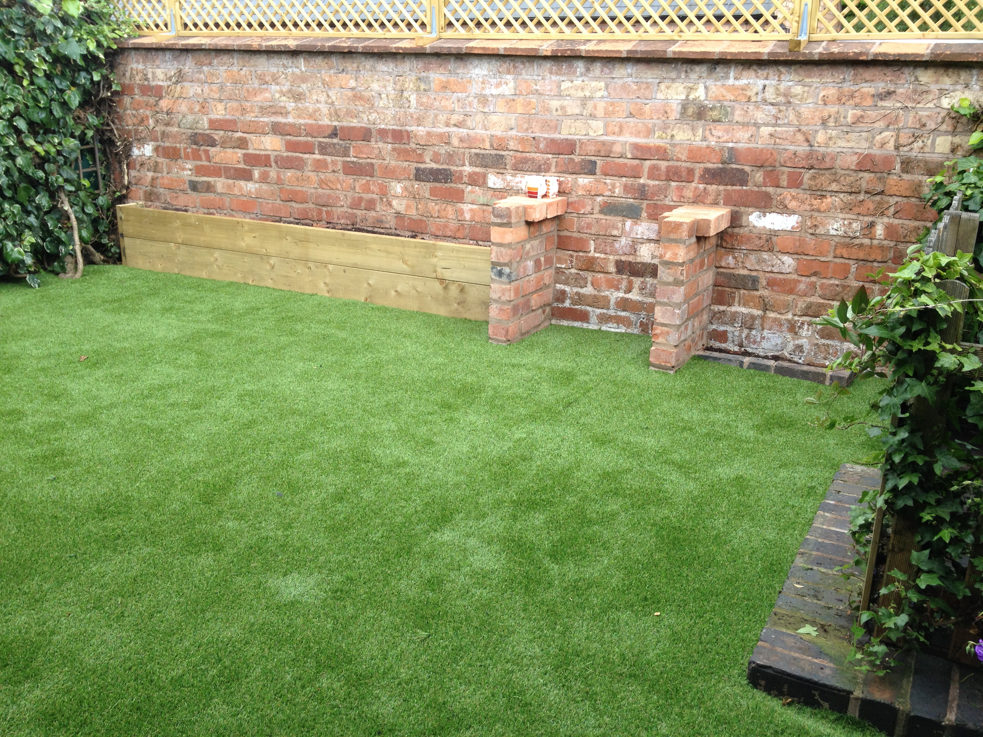 Artificial Grass Installation in Leamington Spa