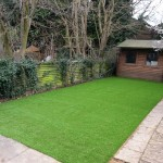 Town Grass installation in Banbury