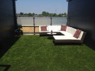 Artificial Grass for Balconies and Roof Terraces